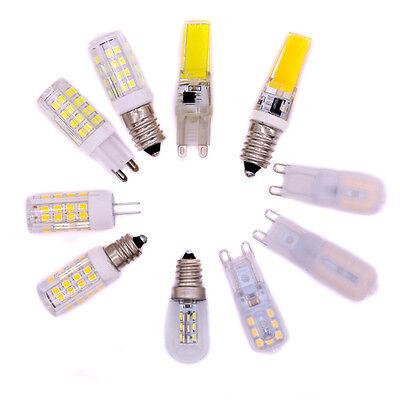 Lampadine led e12 e14 g9 g4 mais granturco faretti lampade for Lampadine g9 led