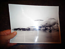 Ancienne Photo Presse Ancien Avio Illiouchyne 62 Camion Unic Avitailleur Total
