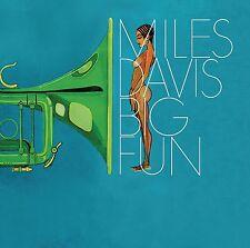 MILES DAVIS BIG FUN NEW SEALED MUSIC ON VINYL 2LP IN STOCK