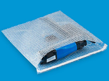 10 Bubble Out Bags 12x155 Protective Wrap Pouches Self Sealing