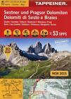 3D-Wanderkarte Sextner und Pragser Dolomiten 1 : 35.000 (2013, Mappe)