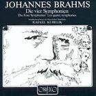 Brahms - Symphonies Johannes Brahms Audio CD