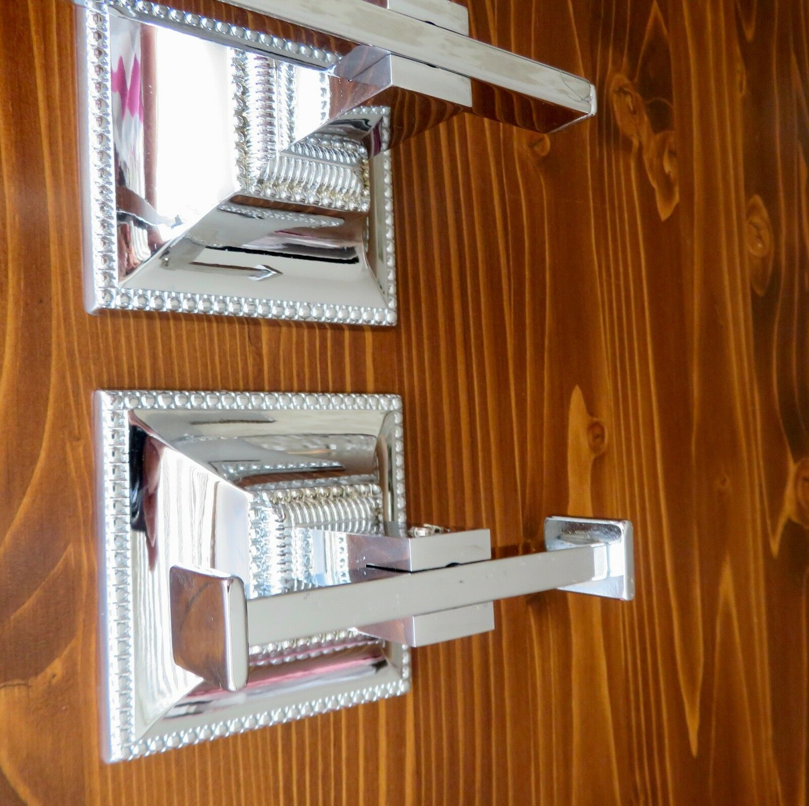 Handtuchhalter Messing Silber Badezimmer Modern Wc Toilette Bad Luxus Klassik Klassik Klassik | Spielzeugwelt, spielen Sie Ihre eigene Welt  878474