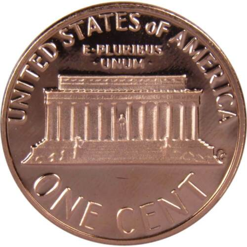 1984 S 1c Lincoln Memorial Cent Penny US Coin Choice Proof