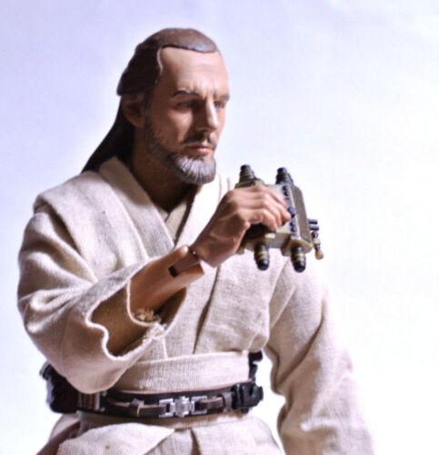 1//6 Star Wars Jedi Qui Gon Jinn Binoculars for Sideshow hot toys Obi Wan Anakin