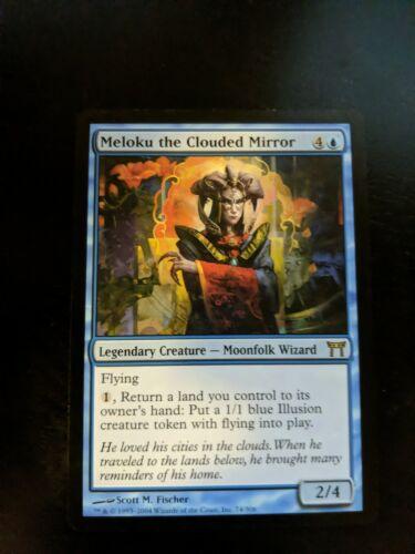 Champions of Kamigawa Meloku the Clouded Mirror NM