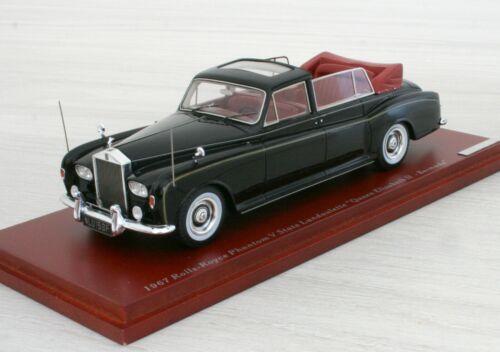 Rolls Royce Phantom V State Landaulette - 1967 Truescale 1/43