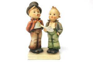 Vintage Hummel Figur 130 Sängerpaar Duett