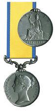 British UK Royal HMS Navy Marines Crimean War Baltic Sea Campaign Medal Russia