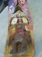 Bnip Mcdonald House Ty Britannia Bear Beanie Baby