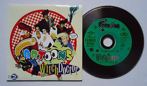 CARTOONS-Witch-Doctor-cd-single-2-titres