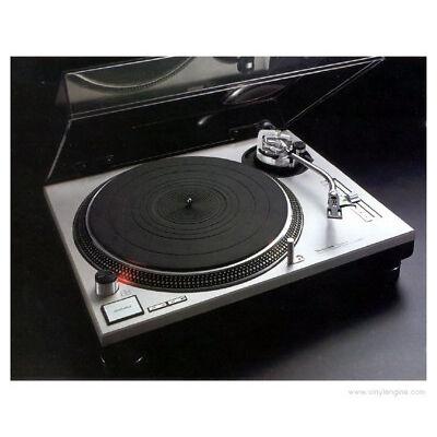 Technics SL-1200 MK 2 Turntable Plattenspieler Dj Equiptment