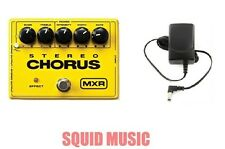 MXR M-134 Stereo Chorus Guitar Effects Pedal M134 Rate & Width Knobs (OPEN BOX)