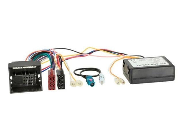 CAN-Bus Kit Ford Quadlock > ISO / Antenne > DIN