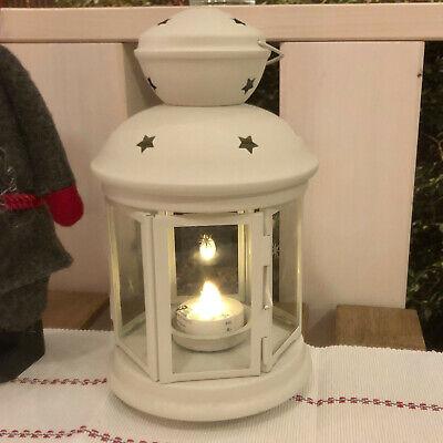 NEU Kerzenständer Windlicht Laterne ROTERA Dekoration für Teelicht IKEA