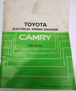 1986-Toyota-Camry-Wiring-Diagram-Factory-Shop-Service-Repair-Manual-Book