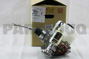 Details about 4705060200 Genuine Toyota BRAKE BOOSTER ASSY, W/MASTER  CYLINDER 47050-60200