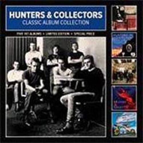 1 of 1 - Classic Album Collection by Hunters & Collectors (CD, Jun-2011, Liberation)