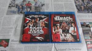 2001 Maniacs Uncut und 2001 Maniacs 2 Es ist angerichtet, FSK 18 Sonderversand - Berlin, Deutschland - 2001 Maniacs Uncut und 2001 Maniacs 2 Es ist angerichtet, FSK 18 Sonderversand - Berlin, Deutschland