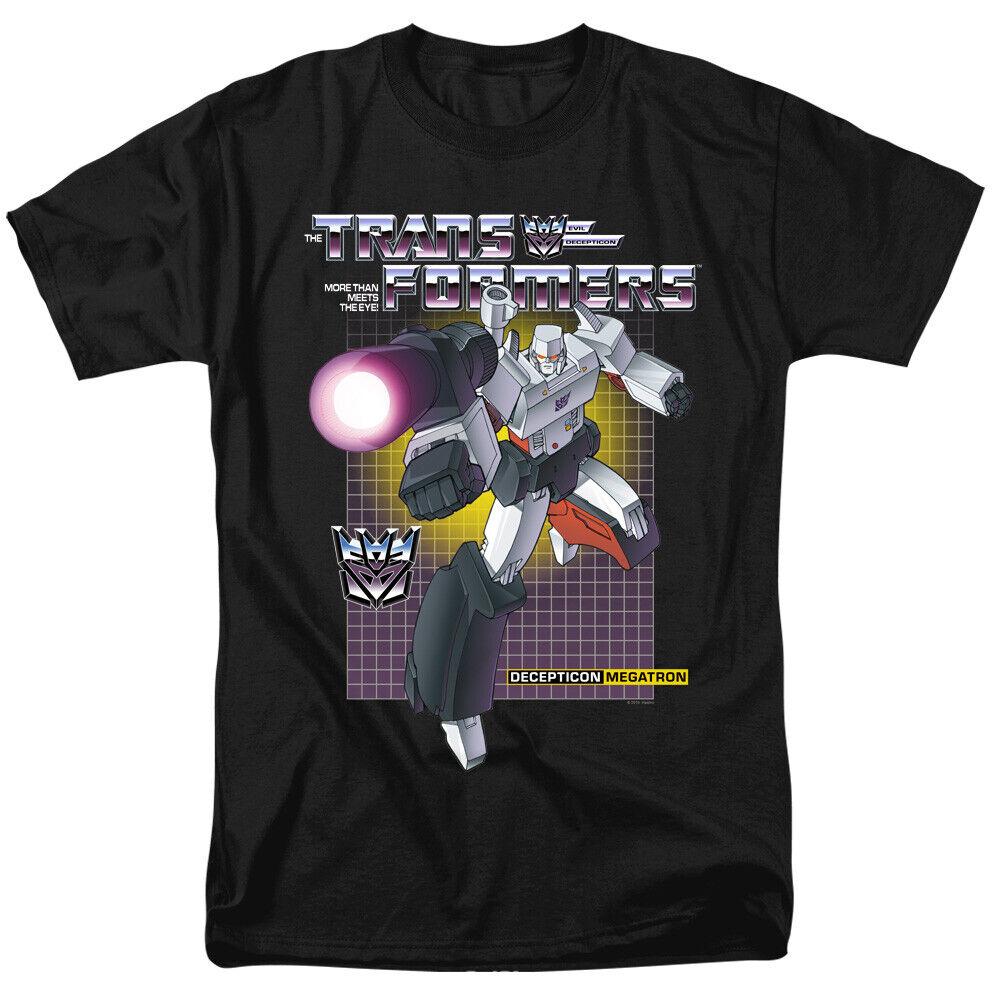 Transformers Decepticon MEGATRON Licensed Adult T-Shirt All Größes