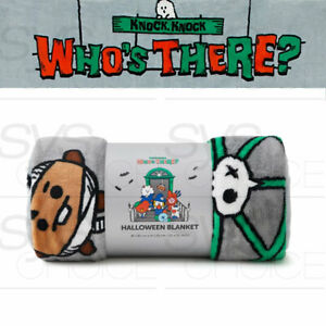 BTS BT21 Official Authentic Goods 19 Halloween Blanket Limited edition