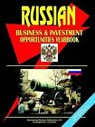 Russia Business and Investment Opportunities Yearbook by International Business Publications, USA (Paperback / softback, 2003)