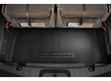 2011 2016 ford explorer oem factory rr cargo mat 3rd row seating - Ford Explorer 2015 Trunk Space