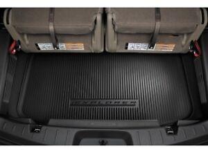 Ford Explorer Oem Factory Cargo Mat Row