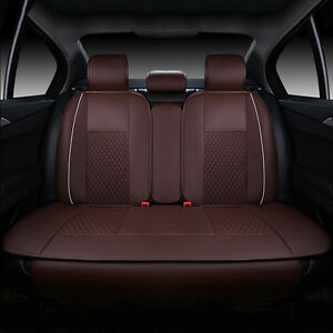 fits nissan rogue 2014 2016 car interior chair seat pu leather cover all weather ebay. Black Bedroom Furniture Sets. Home Design Ideas