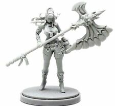 1:35 30mm Pinup Weaponsmith Kingdom Death Model Figure Resin Kits Unpainted