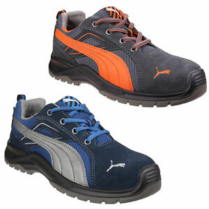 Details about PUMA Omni Sky Low - Mens Safety Trainers - Steel Toe/Midsole S1P