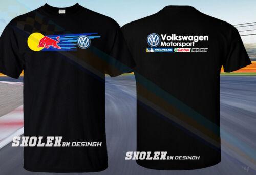 LIMITED VOLKS//WAGEN//// Motorsport WRC RALLY  RACING SPORT T-SHIRT