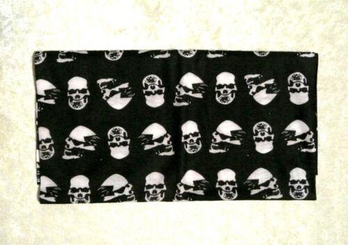 Multi Use Skull Tube Scarf Bandana Head Face Mask Neck Gaiter Snood Headwear Hot