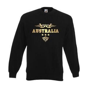 australia Pullover Country Australia Shirt Sweater S 10c 6xl Felpa wms06 5w6OqfA