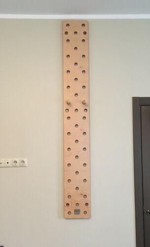 Crossfit-ginnastica 190x25x3cm Board NDR pareti forate Arrampicata