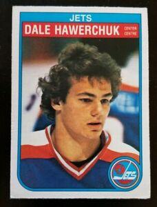 Dale-Hawerchuk-Rookie-Card-1982-O-Pee-Chee-380