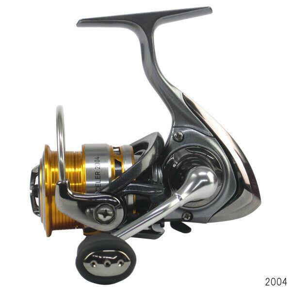 Daiwa Exceler 2004 Spinning Carretes 17