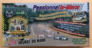 PASSIONNEL LE MANS Jeu Société Course sur L'histoire des 24 Heures Du Mans 24h | eBay