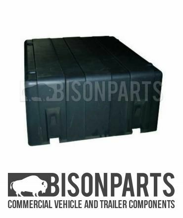 """/""""FITS Iveco Stralis 504077600 IVE350 Battery Box Cover 2007 On"""