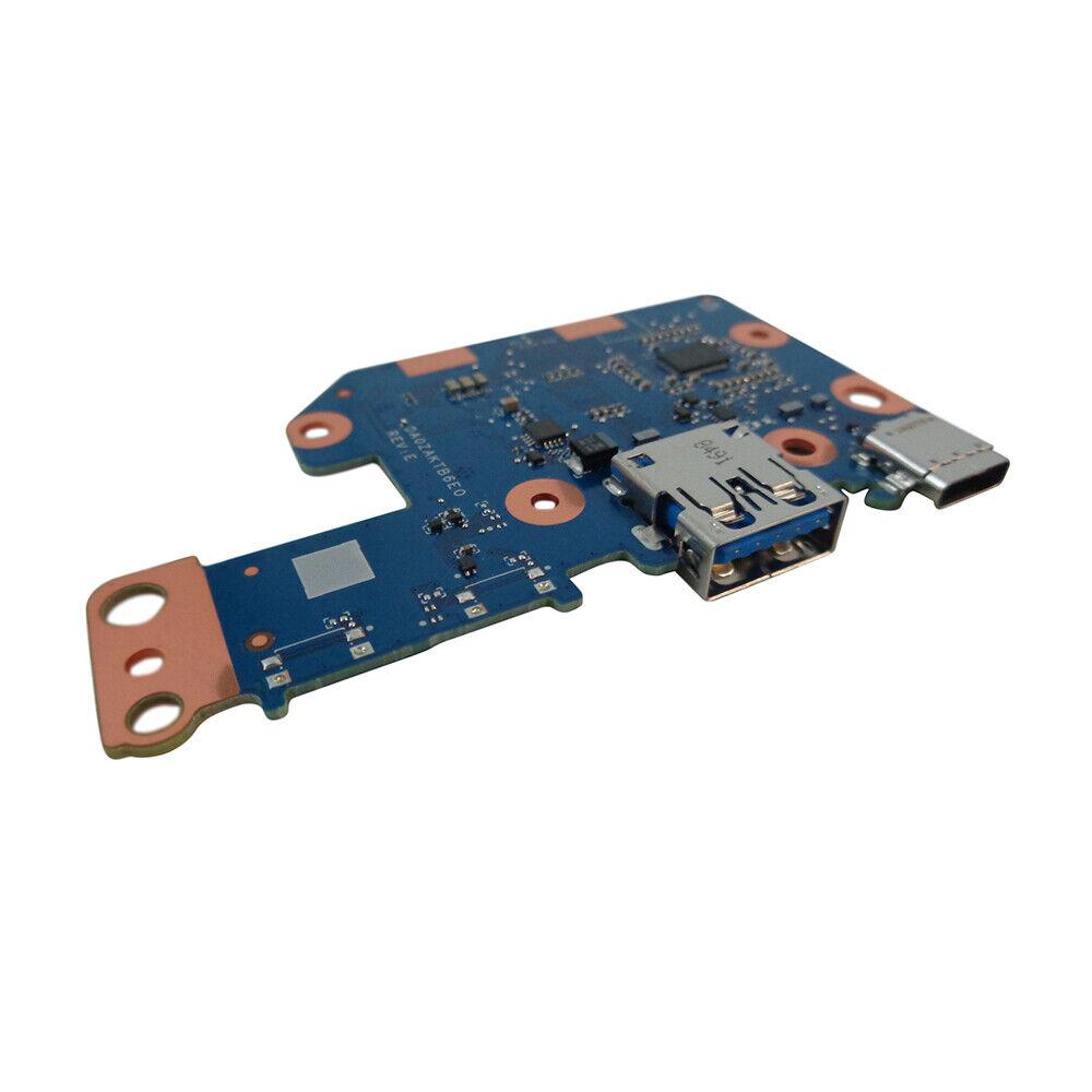 Acer Chromebook C733 C851 GSensor Board w/ USB & Type C Connector 55.H94N7.002