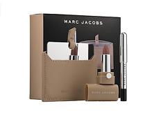 MARC JACOBS BEAUTY pochette miroir de sac rouge à lèvres crayon THE NUDE