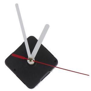 DIY-Silent-Classic-sliver-Quartz-Watch-Wall-Clock-Movement-Mechanism-Parts-I2