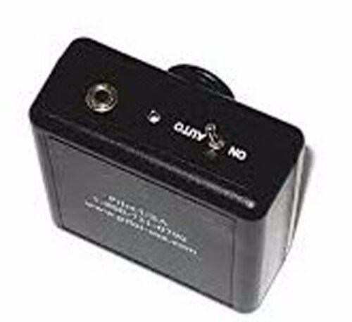 NIB PilotUSA Battery Box for ANR Headsets Aviation Pilot