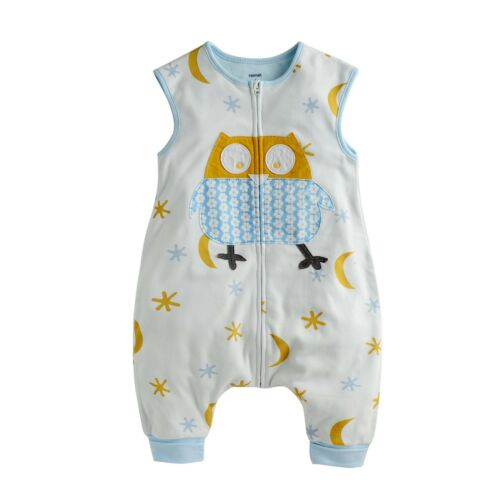 "Vaenait BabyToddler Boys Girls Clothes Blanket Sleepsack /""Cotton Owl/"" 1-7T"