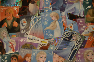 Disney-FROZEN-2-II-Movie-Panini-2019-Trading-Cards-Select-gt-gt-Card-singles