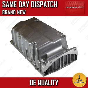 Peugeot-307-308-407-807-2-0-HDI-2003-gt-en-Adelante-Nuevo-Aluminio-Carter-De-Aceite-Pan