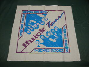 Details about Old School Sawyer Brown Country Music Band Buick Tour Bandana  Scarf