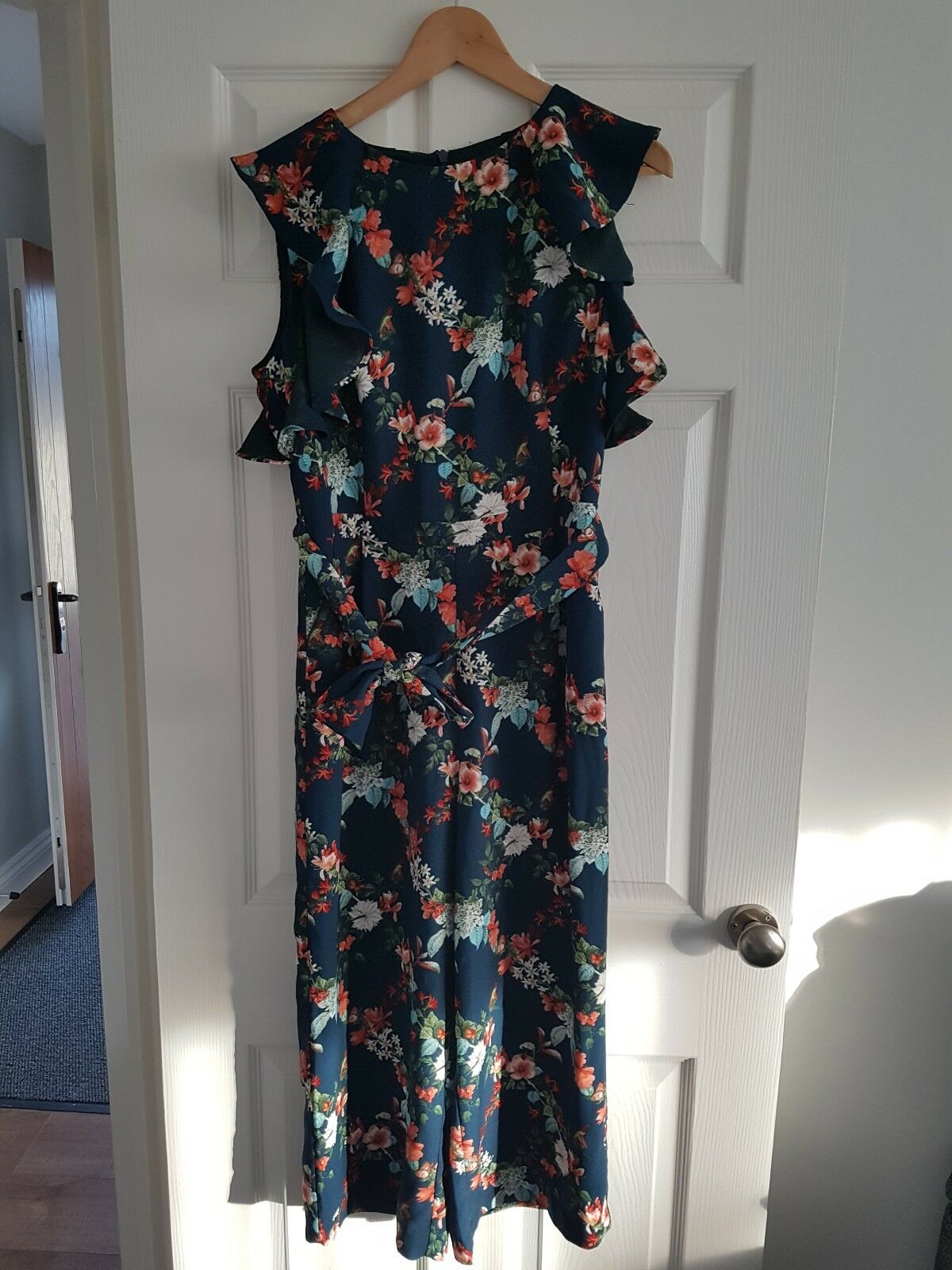 Oasis Jumpsuit Size 14 Brand New With Tags