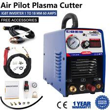 Igbt Pilot Arc Air Plasma Cutting Machine 60a 110220v Cnc Compatible