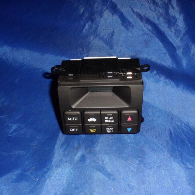2001 2002 2003 Acura MDX, Console Switch Control